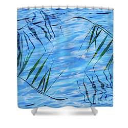 Natural Yin-yang Shower Curtain