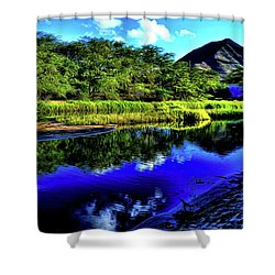 Nature 61 Version 2 Shower Curtain