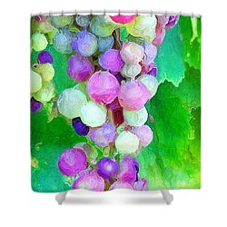 Shower Curtain featuring the photograph Nature Made  by Heidi Smith