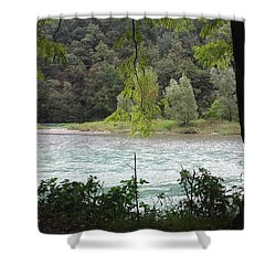Nature On Stage Shower Curtain