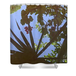 Nature Reflected Shower Curtain