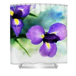 Nature Splash Shower Curtain