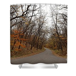 Nature Trail 3 Shower Curtain