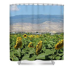 Natures Amazing Creation Shower Curtain