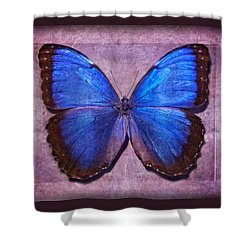 Nature's Angels II Shower Curtain