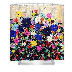 Natures Bouquet  Shower Curtain