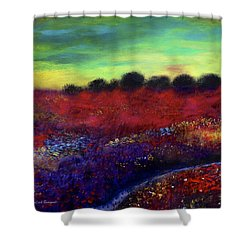 Natures Bouquet Shower Curtain