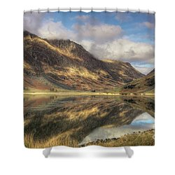 Nature's Design Shower Curtain