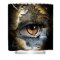 Natures Eye Shower Curtain