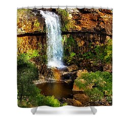 Natures Gift Shower Curtain by Blair Stuart