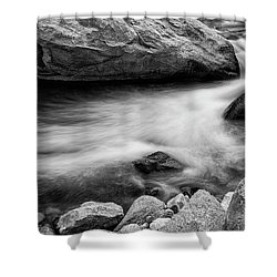 Shower Curtain featuring the photograph Nature's Pool by James BO Insogna
