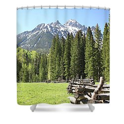 Nature's Song Shower Curtain by Eric Glaser