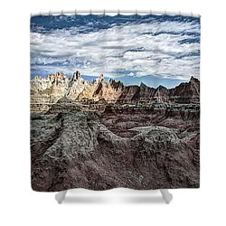 Natures Splendor Shower Curtain by Deborah Klubertanz