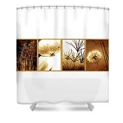Nature's Window Shower Curtain
