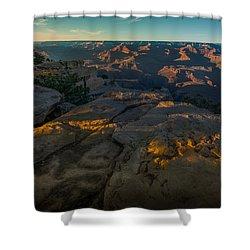 Nature's Wonder Shower Curtain
