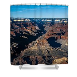 Nature's Wonder2 Shower Curtain