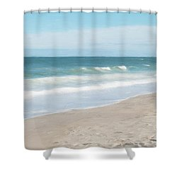 Nauset Beach Shower Curtain