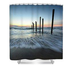 Nautical Mystique Shower Curtain