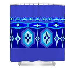 Navajo 7 Shower Curtain