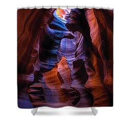 Navajo Curtains Shower Curtain