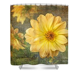 Nearly Vincent Shower Curtain