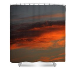 Nebulae  Shower Curtain