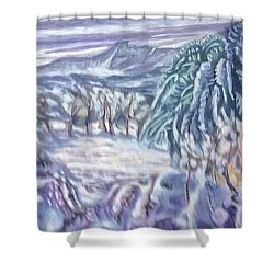 Negua Shower Curtain