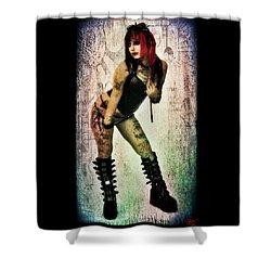 Neko 1 Shower Curtain