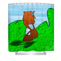 Nermin Shower Curtain