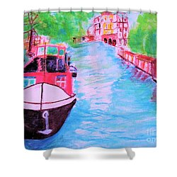 Netherlands Day Dream Shower Curtain