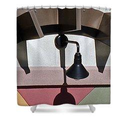 Nevada Light Shower Curtain
