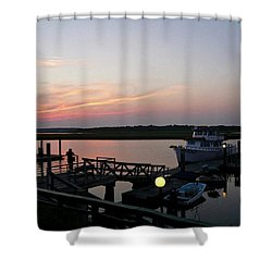 New Bern Reverie Shower Curtain
