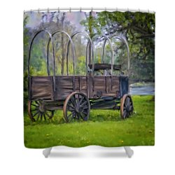 Shower Curtain featuring the photograph New Convertable by Mary Timman