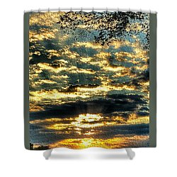 New Day Arrives Owen Park Shower Curtain