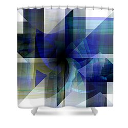 Transparency Shower Curtain by Thibault Toussaint