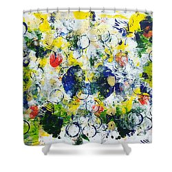 New Haven No 1 Shower Curtain