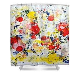 New Haven No 2 Shower Curtain