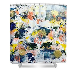 New Haven No 3 Shower Curtain