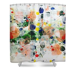 New Haven No 4 Shower Curtain