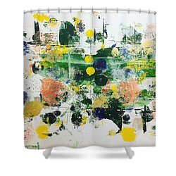 New Haven No 5 Shower Curtain