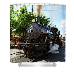 New Hope And Ivyland Railroad  Shower Curtain