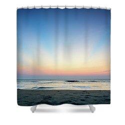 New Horizon Shower Curtain