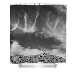 New Mexico Sky Shower Curtain