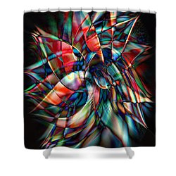 New Star Shower Curtain