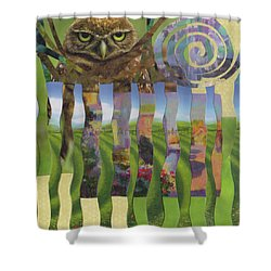 New Traditions Shower Curtain