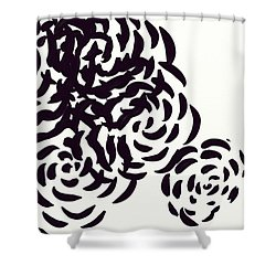 Floral Essence Shower Curtain