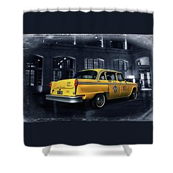 New York - New York Shower Curtain