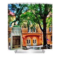 Newberry Opera House Shower Curtain