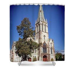 Newburgh First United Methodist Church Shower Curtain
