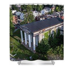 Newburghs Dutch Reformed Church Shower Curtain